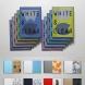 WHITE & CLEAR
