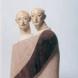 「支えられた記憶」2000~2001 h.109 楠、大理石