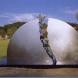 「水の大地」1993  SUS 大分 H220XW400XD150cm