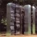 「大地」1995 SUS  世田谷 H316XW370XD210cm