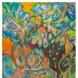 「眩惑」116.7x91cm 油彩、キャンバス 2012年
