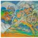 「山懐」130.3x162cm 油彩、キャンバス 2012年