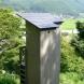 「絵画のための見晴らし小屋・荒神山」 h.415cm 2006