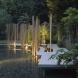 Garden in the Silver Moonlight 「月影の銀色の庭」  2008年英国チェルシーフラワーショー受賞作品