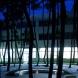 新潟青陵大学中庭(2010年10月完工)