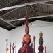 無題/2008-2012年/530×360×570cm/木、油彩、アクリル、他