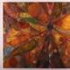 転写反転渦巻姫/2014年/227.3×324cm/油彩、コンテ、キャンバス