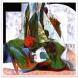 日本画作品「風の止むとき」1992年  S50号