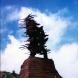 風に向かう王  第4回ロダン大賞展 美ヶ原美術館賞     1992