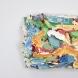 「無題(イビ)」  30,5×40,0cm   oil on wooden panel  2012-2013