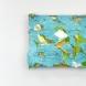 「無題(デの青)」  26,5×36,5cm   oil on canvas,wooden panel   2011-2012
