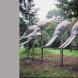 「EDEN」1989年 東京野外現代彫刻展 H330×W600×D100(cm)