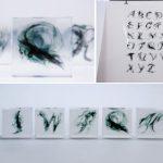 七種 花奈「一瞬を留めるタイポグラフィ」